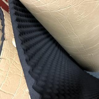 吸音材・防音材 音質向上 波型ウレタンスポンジ吸音シート