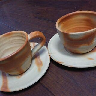 焼き物☆カップセット