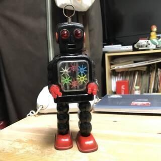 ヨシヤ 1960年代 のHIGH-WHEEL ROBOT です。...