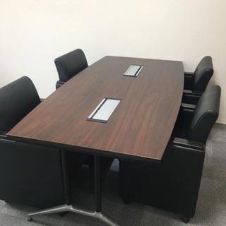 応接セット★テーブル1台+ソファ椅子4脚  引き取り希望