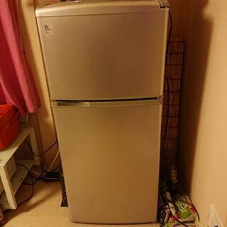 【月末取りに来てくださる方】SANYO 冷蔵庫 グレー
