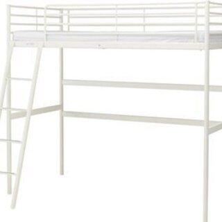 IKEA ロフトベット 2年程度使用してます(2)