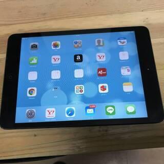 Apple ipad mini 12.7GB です。