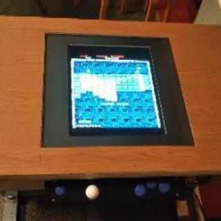 アーケードゲーム テーブル型筐体 ゲーム付き