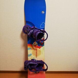 【最終】150cm 台の方必見❗ブランド物スノボ7点セット🏂(B...