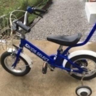 【交渉中】子ども用自転車12インチ