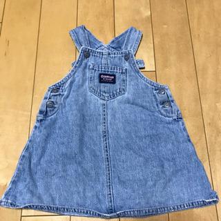 オシュコシュ ジャンパースカート 80サイズ