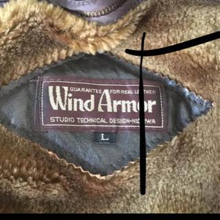 Wind Armor ライダースジャケット