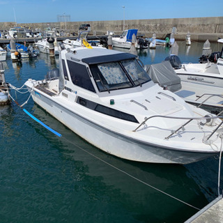 プレジャーボート ヤマハfr23 (EU5-A1)