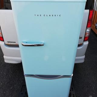 ◼️商談中■レトロ調■DAEWOO クラシックスタイル冷蔵庫 1...