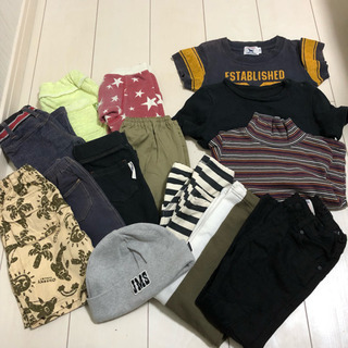 子供服 サイズ80.90.100まとめ売り