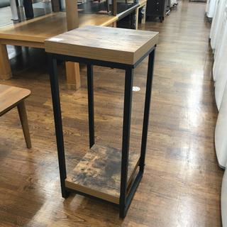 ニトリ ステイン  テーブル