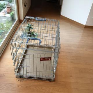 折りたたみケージ 犬用 2000円
