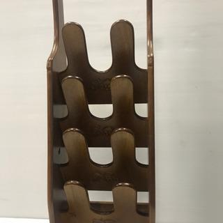 D&A YOSHIKAWA 葡萄 彫り 木製 ブドウ 彫刻 スリ...
