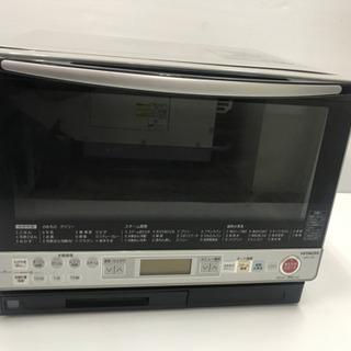 日立 HITACHI 加熱水蒸気 オーブンレンジ MRO-FS8...