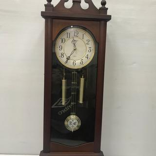 CITIZEN シチズン 振り子時計 木製掛け時計 クオーツ H...