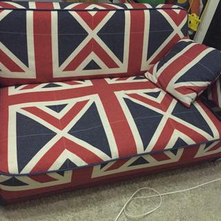 最終値下げ♥イギリス国旗♥ソファ♥美品
