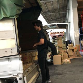 軽貨物での配送業務