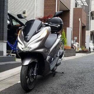 【早い者勝ち】2018年式(現行型)PCX150 走行少 人気...