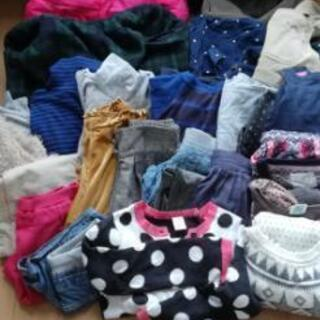 140サイズ女の子 洋服セット