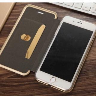 iphone8プラス用、手帳型携帯ケースです