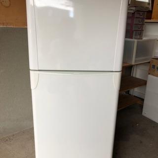 東芝冷蔵庫120L