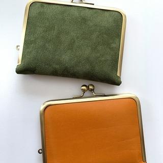 10/27-小さいがま口のお財布「ちい財布」を作ってみよう!//...