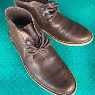 camper メンズ ハイカット革靴