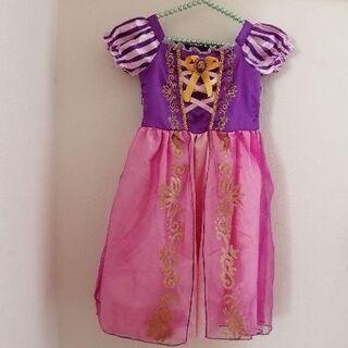ラプンツェル ドレス 100