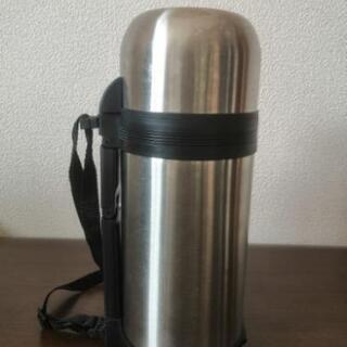 取引中ステン広口ボトル1.2L