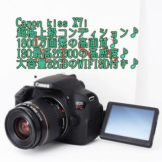 ★1800万画素★超極上★32GB WIFISD★キャノン ki...