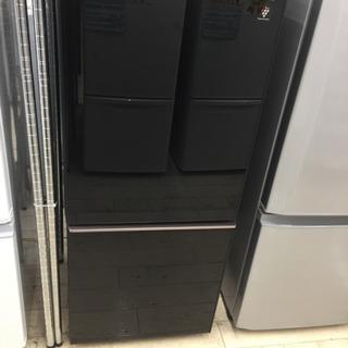 10/16東区和白   SHARP   137L冷蔵庫2017年...