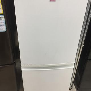 10/16東区和白   SHARP   137L冷蔵庫2009年...