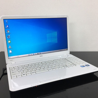 NEC ノートPC Win10 Core i5 4GB 500G...