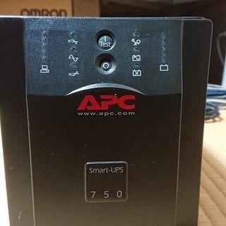 無停電電源装置 バッテリー新品 Smart-UPS 750(SU...