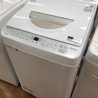 【安心の6ヶ月保障】SHARP(シャープ)縦型洗濯乾燥機 201...