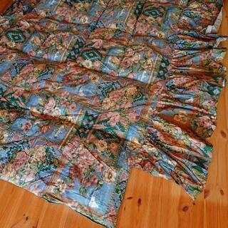 ベッド用 羽根掛け布団