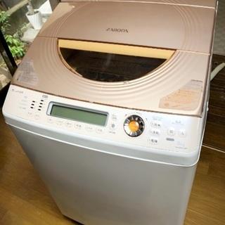 TOSHIBA  人気の型 乾燥機能付き洗濯機