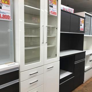 食器棚【店頭取引限定】【中古品】1点限り早い者勝ち!