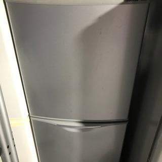 2005年式 2ドア冷蔵庫 National