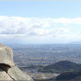 【11月23日】見晴らしは超絶サイコー!!日帰りアルプス高御位山...