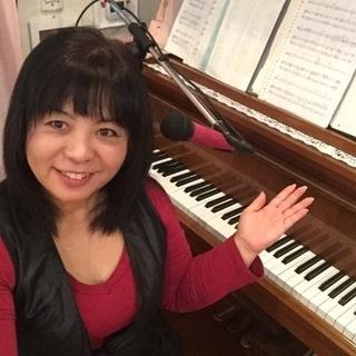 ボイストレーニング。ピアノ。三線(初級)