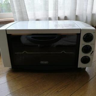 デロンギ ピザ&トースト EO1202J-W