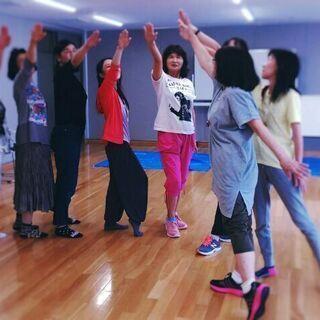 ツキイチ!「ダンス&ダンスセラピークラス」始まりました☆