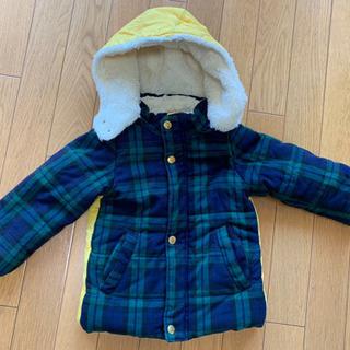 《SUNNY》100cm裏ボア可愛いダウンジャケットとにかく人気