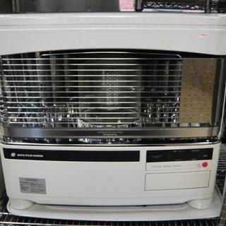 2012年製 コロナ 密閉式石油ストーブ FF-6812PR FFストーブ 暖房機器 ポット式・強制対流形