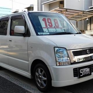 コミコミ『19.8万円』ワゴンRリミテッド 車検R2/9 エアコ...