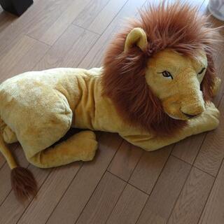 ライオン  ぬいぐるみ