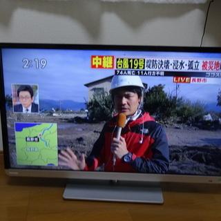 東芝液晶テレビレグサ32型(32G9)2015年2チューナ禄対応