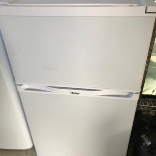 Haier冷凍冷蔵庫91L2015年製